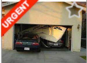Réparation porte de garage door repair best price $$$