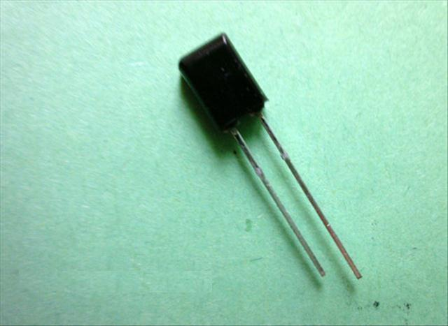 BPW50 PHOTO DIODE (INFRARED RECEIVER) (LOT OF 250)