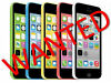 WANTED - IPHONE 5C - WILL COLLECT - CASH WAITING Whalley, Clitheroe