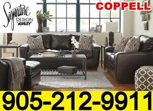 Winter Clearance sale on All Ashley sofas. Floor models up to 50% off