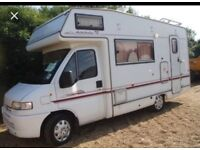 Wanted motorhome camper van left or right hand drive top cash prices paid
