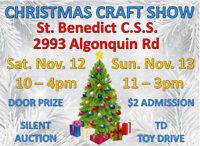 St. Benedict Alumni Craft Show 2016
