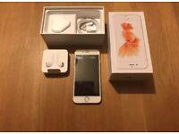 Unlocked iPhone 6s 64gb swap