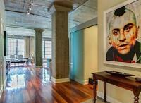 TWO Magnificent NY style Lofts, Full View St. Patrick's Basilica