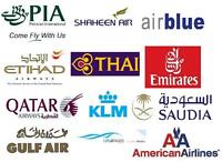 *AIRLINE TICKET DEAL BEST RATE FOR INTERNATIONAL&DOMESTIC FLIGHT