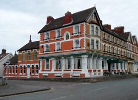 All INC rooms to rent at the Royal Hotel Avonmouth