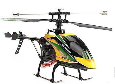 Top RC Helikopter WL  V912  2.4 GHz 4-Kanal Single Blade Hubschrauber, Gyro (Hubschrauber 912)