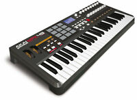 AKAI MPK 49 * STUDIO GEAR - USB / MIDI KEYBOARD - NEUF