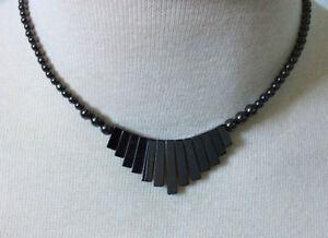 Hematite Gemstone Necklace and Earring Set Kingston Kingston Area image 3