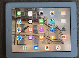 iPad 2 64GB sim card 3G + bluetooth keyboard