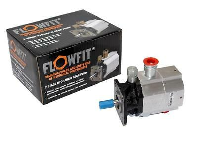 Flowfit 8 Gpm Hydraulic Log Splitter Pump Hi-low Gpcbn080pc