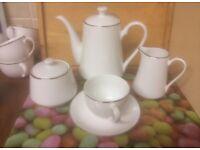 Tea set 10 settings