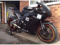 2010 CBR1000RR race bike