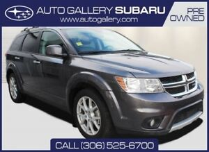 2014 Dodge Journey R/T | LOCAL TRADE | AWD | FULLY LOADED | LOW