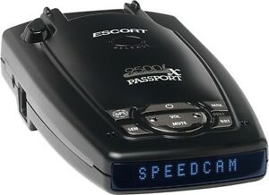 Escort Passport 9500ix Radar/Laser Detector With GPS