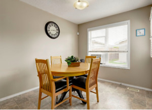 new kitchen furniture. Solid Oak Kitchen Table, 8 Chairs - New Condition New Kitchen Furniture T