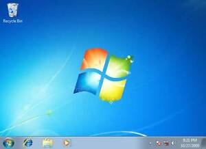 Get Windows 7 , 8 or 10 installed for only $30 !