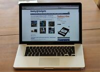 MacBook Pro (15-inch, Early 2011) Comme neuf