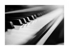 Piano ,Flute ,Myaic Theory,etc