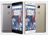 Looking for a Oneplus 3 in mint condition
