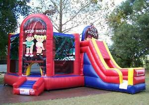 Jumping castle hire morayfield Morayfield Caboolture Area Preview
