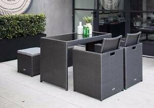 OUTDOOR 5PCE DINING SETTING - BRAND NEW (STILL IN BOX) Carseldine Brisbane North East Preview