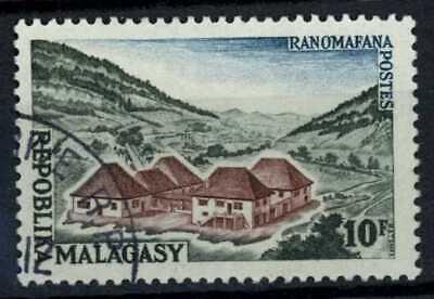 Malagasy Rep. 1962 SG#40, 10f Tourist Publicity Cto Used #E83459