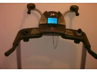 Horizon Omega 500 Elite Foldable Treadmill