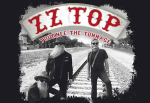 ZZ Top Tickets Summerside Credit Union Place August 14, 2018