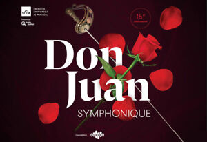 Don Juan Symphonique, 16/02/2019, Maison Symphonique