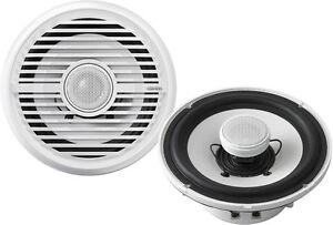 """Marine 6.5"""" Coaxial 2-Way Water Resistant Speaker CMG1622R"""
