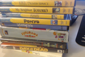 Various DVD movies for sale
