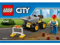 Lego city polybag 30348