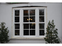 TIMBER SASH WINDOWS AND CASEMENT WINDOWS,