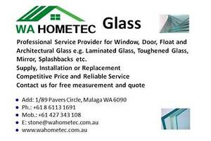 Glass and Window Supply & Installation in Perth - Huge Discount Perth Perth City Area Preview