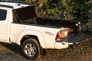 Solid Folding Tonneau - G2 Back Flip - Great Value - Most Trucks