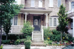 Whole Townhouse for Lease - Major Mackenzie & Kennedy