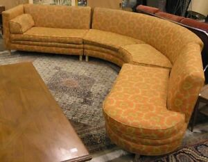 Looking for a vintage/retro/mid century sectional Moose Jaw Regina Area image 3