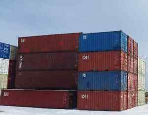 Storage and Shipping Containers (Sea Cans) FOR SALE Edmonton Edmonton Area image 4