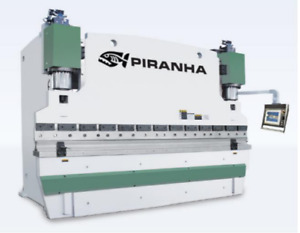 NEW Piranha 350-13 Hydraulic Press Brake (#3167)
