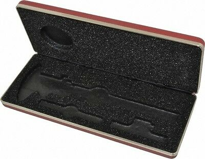 Starrett Caliper Case 1 Piece Use With 6 Inch 150mm 120120m Series Dial C...