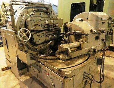 24a Gleason Coniflex Straight Bevel Gear Generator - 28603