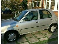 Classic Showroom Low Mileage Nissan Micra Automatic