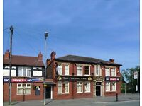 Bar Manager required for The Farmers Arms Burnage South Manchester.