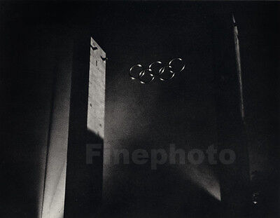 1936 Vintage Germany OLYMPIC RINGS Sports Photo Fine Art Decor LENI RIEFENSTAHL](Olympic Rings Decorations)
