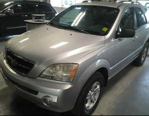 Kia Sorento LX 4WD SUV Mint Condition!! New Safety!! Low Price!!