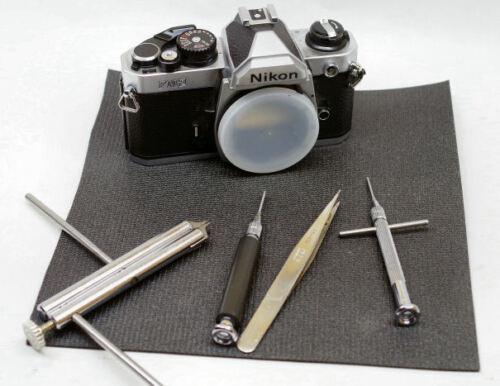 Nikon FM2 CAMERA REPAIR SERVICE EVALUATION