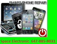 Samsung Note 2 3 4 Apple iPhone 4/4S/55C/6/6+ Screen Repair