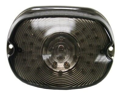 Smoke Tail Turn Light For Harley Sportster Softail Dyna Electra Road King Glide on Sale