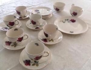 Alfred Meakin tea set set of 6 Revesby Bankstown Area Preview
